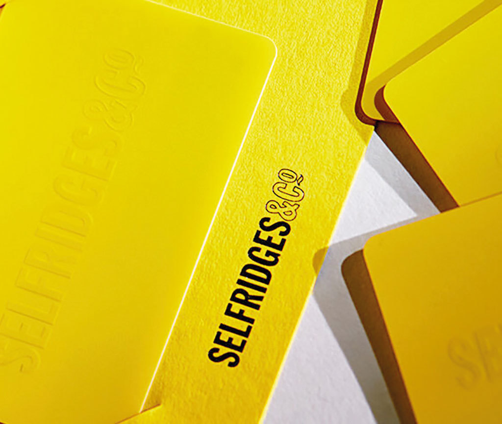 Win a Selfridges gift card worth £150!