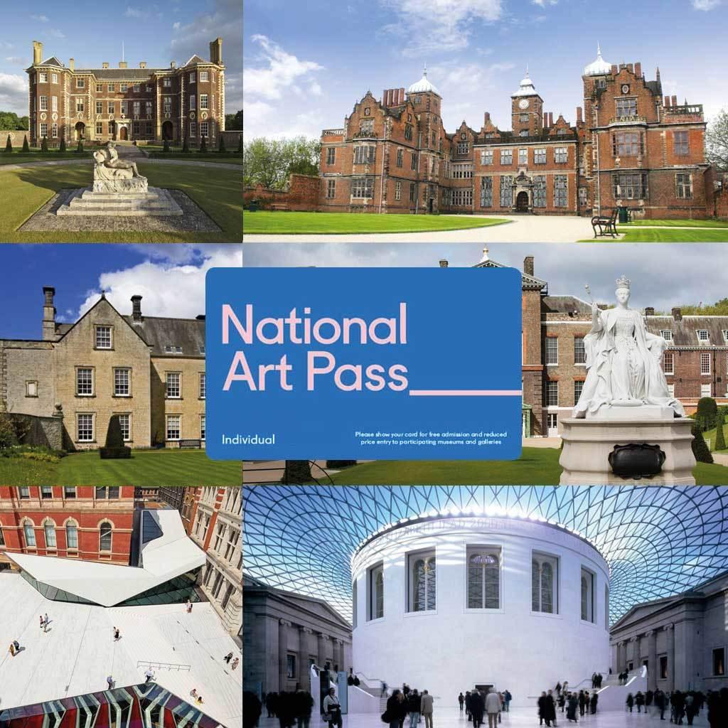 Win a National Art Pass