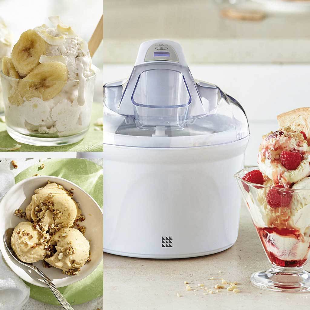 Win a Digital Ice Cream Maker
