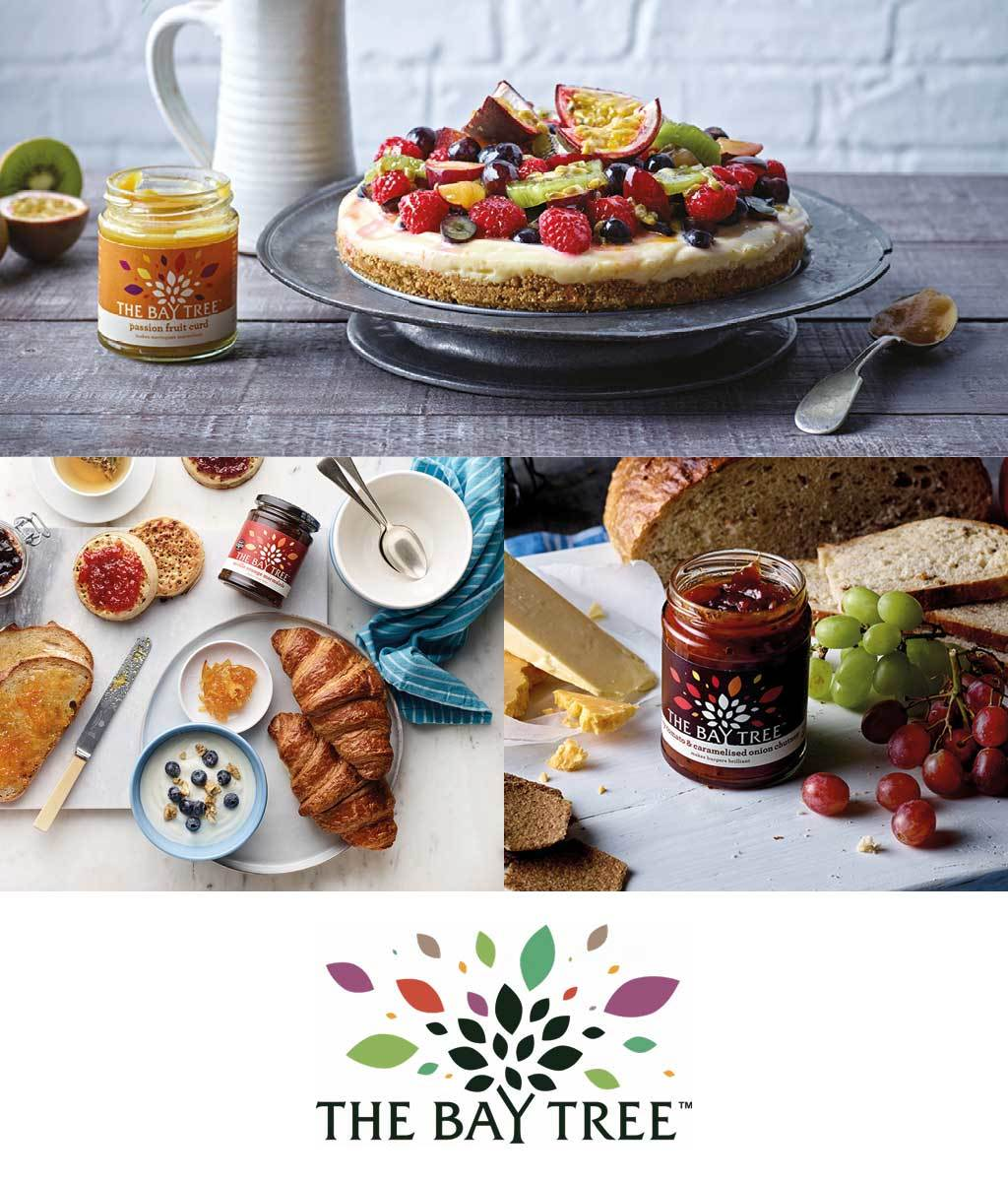 Win a delicious bundle from The Bay Tree