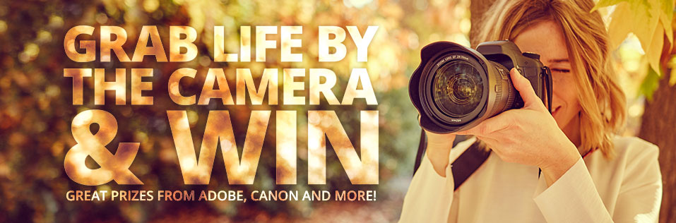 Grab Life by the Camera