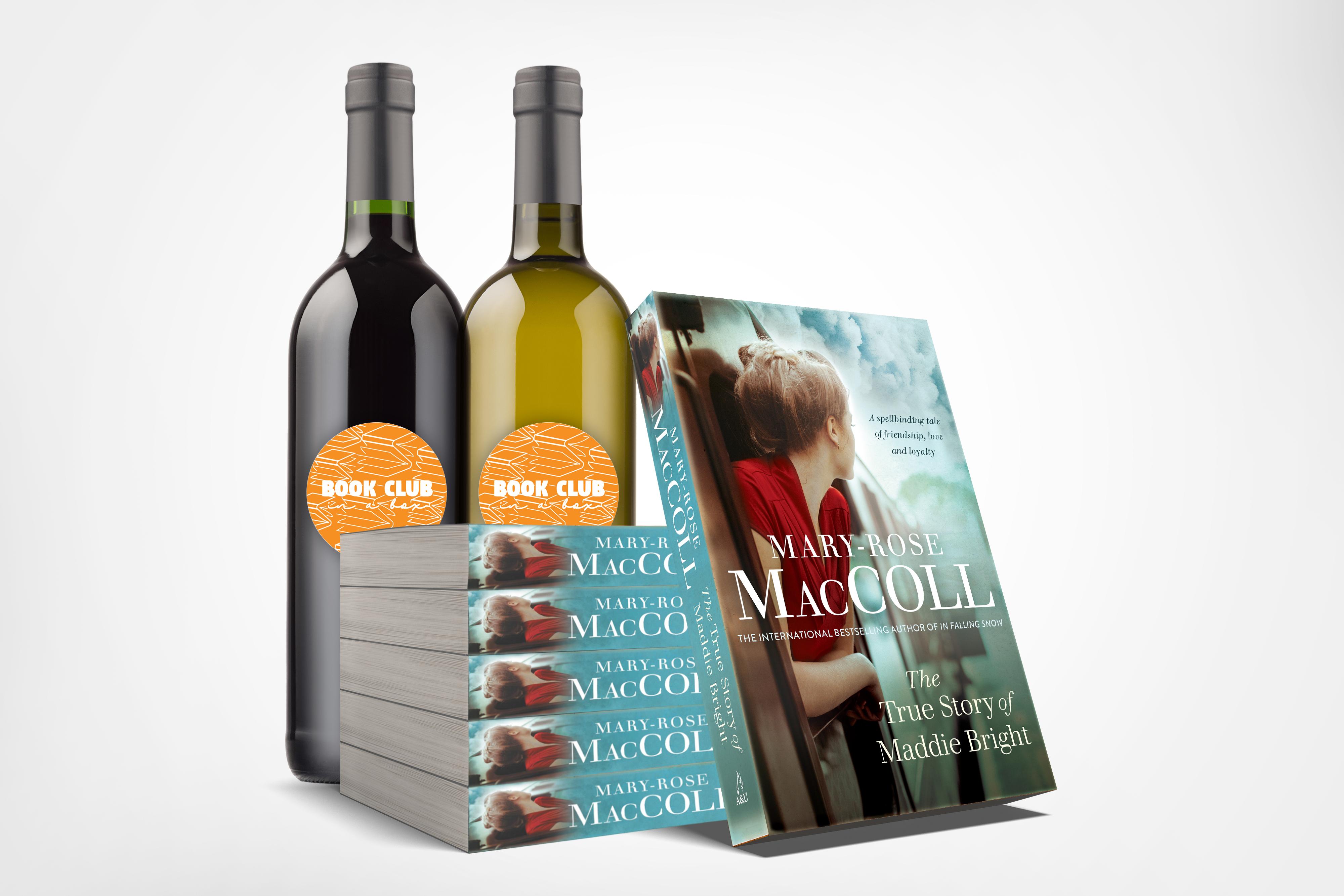 April Book Club in a Box prize