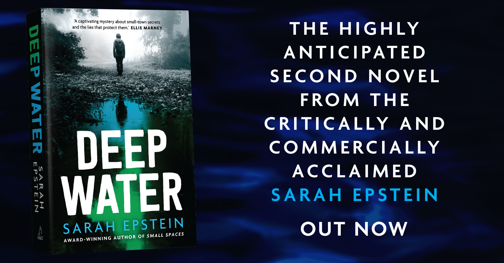 Deep Water is out 1 April 2019