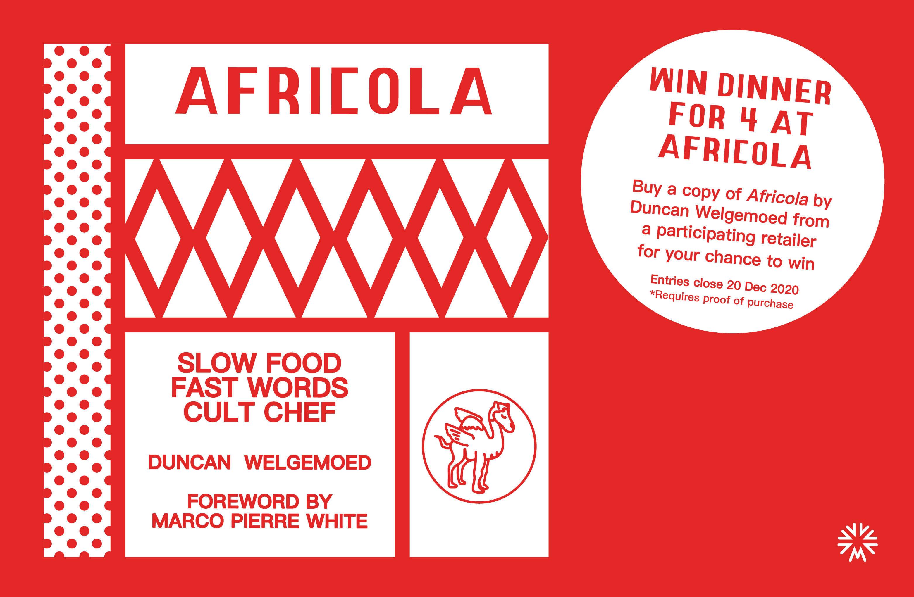 Africola by Duncan Welgemoed