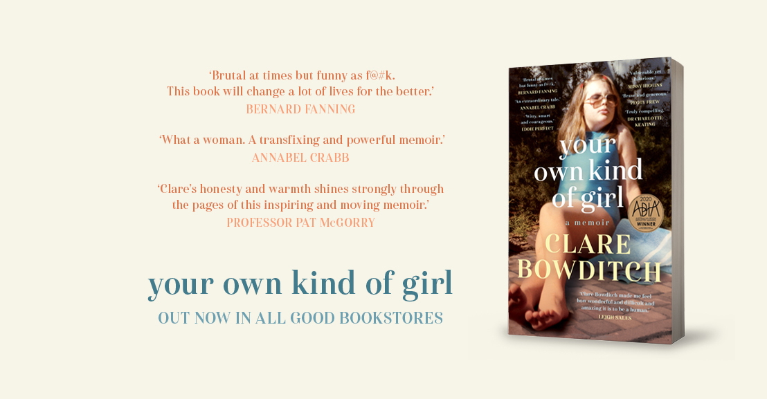 Your Own Kind of Girl - Clare Bowditch