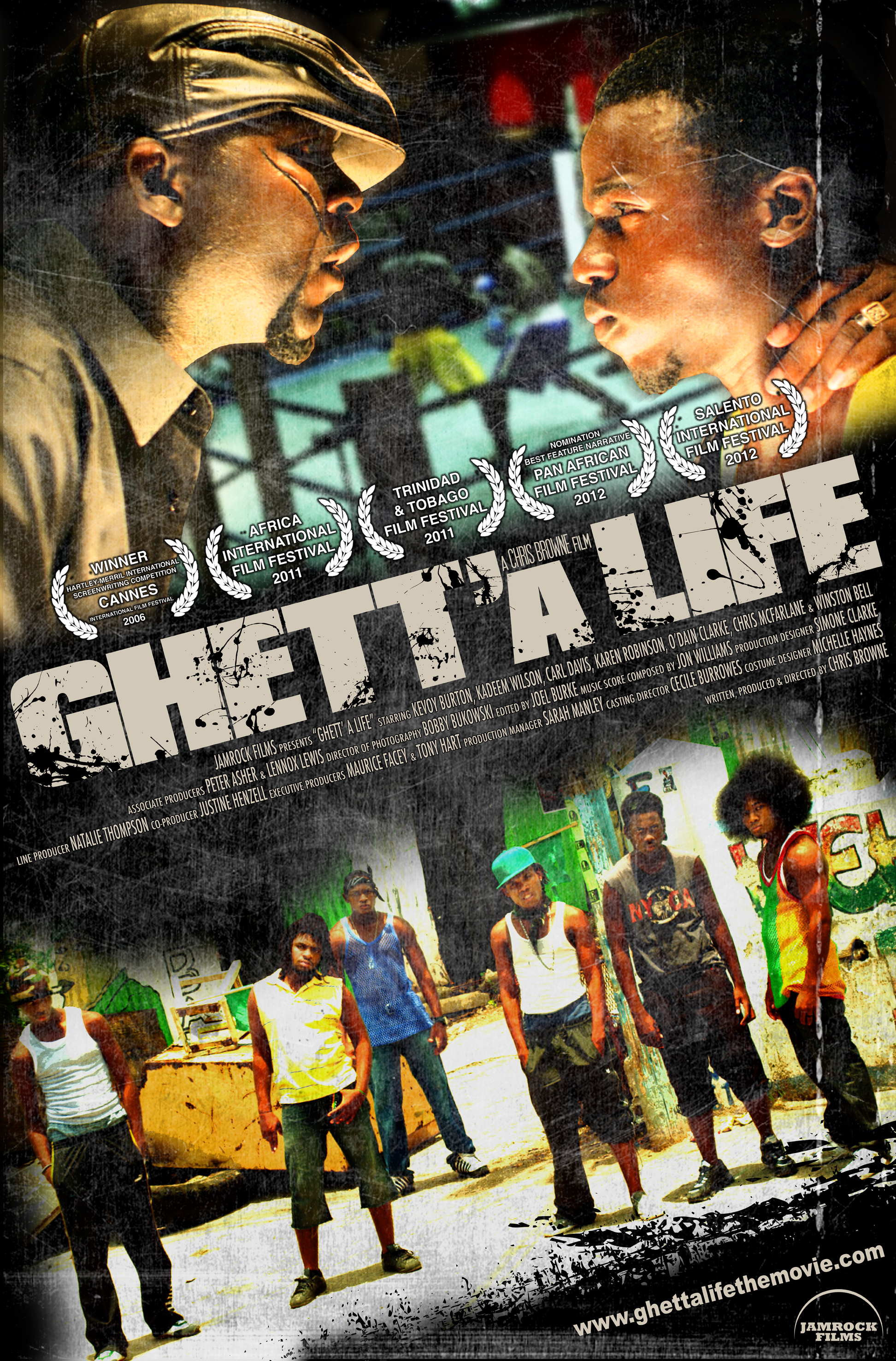 Ghett'A Life Poster