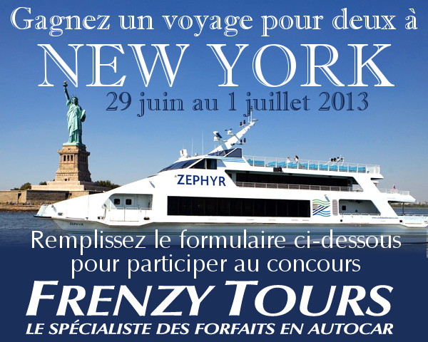 les coupons rabais gagner un voyage new york pour 2 personnes. Black Bedroom Furniture Sets. Home Design Ideas