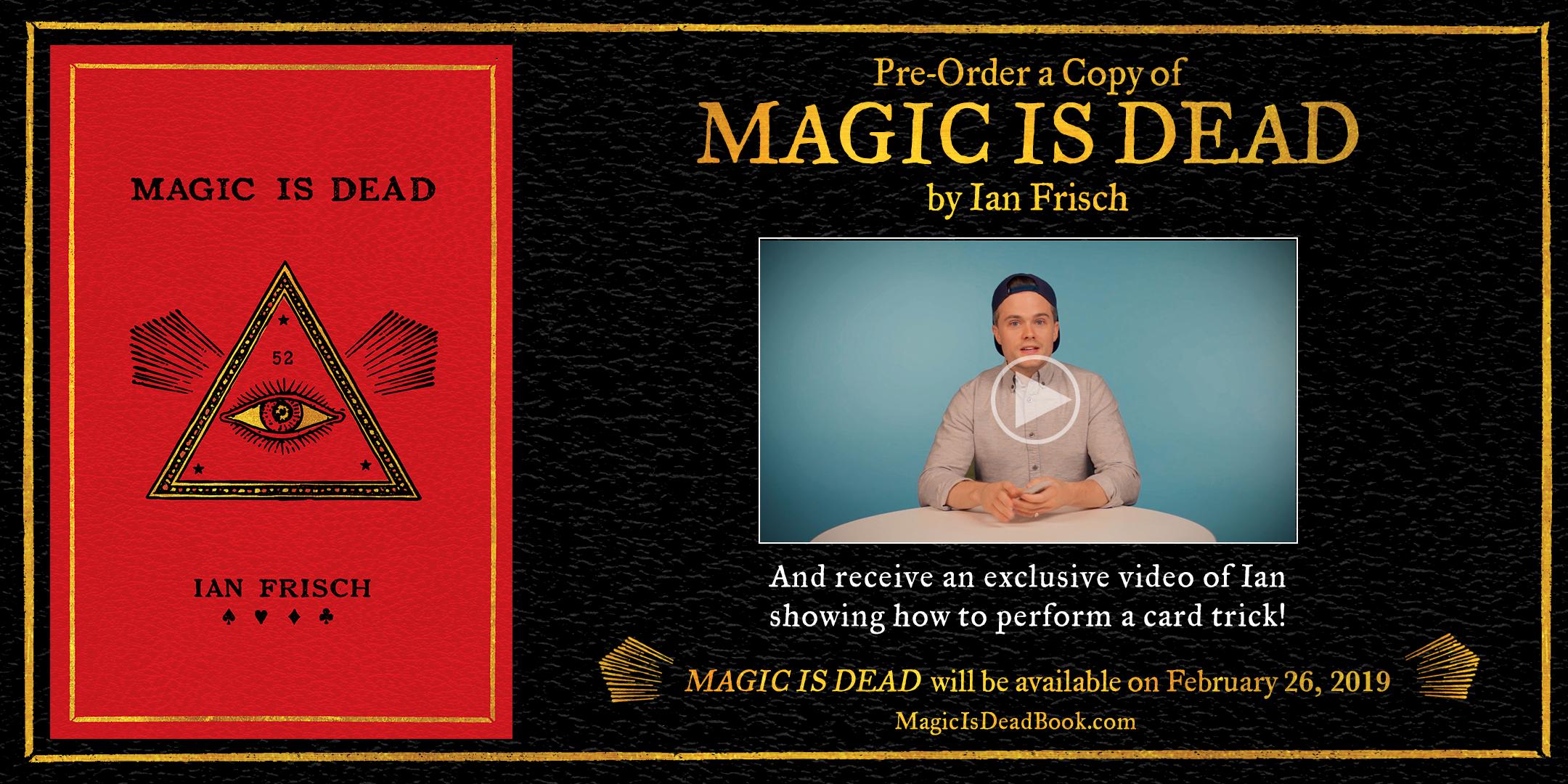 Original_magicisdead_preorder