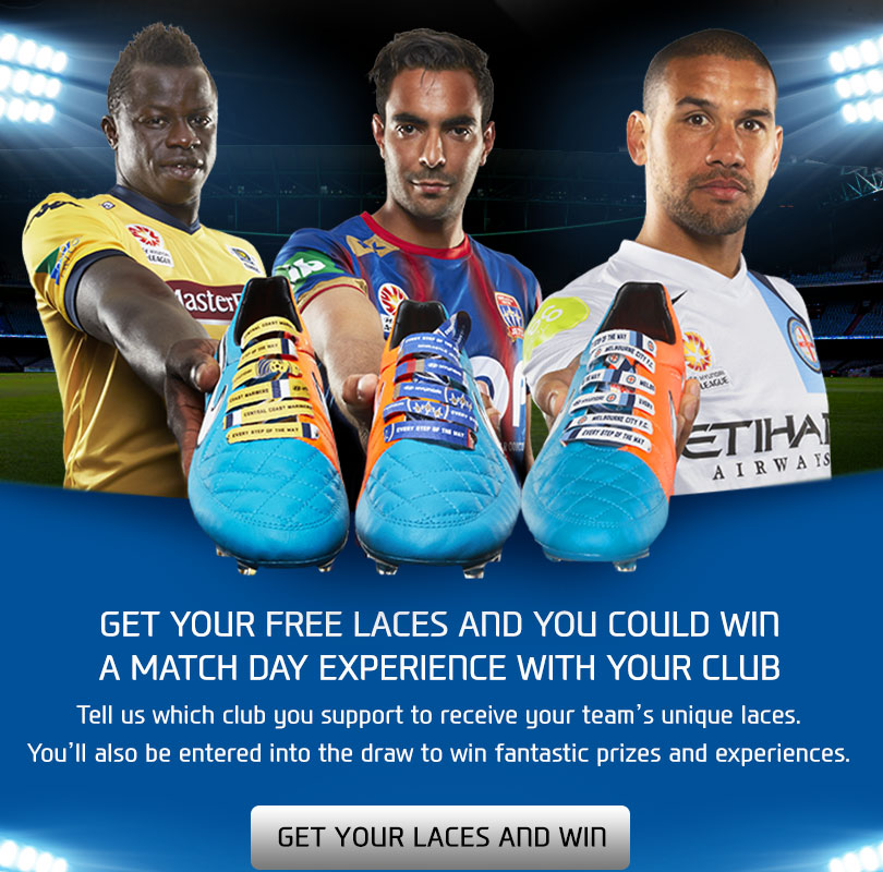 Receive a Free Sample of Shoe laces From Hyundai Australia