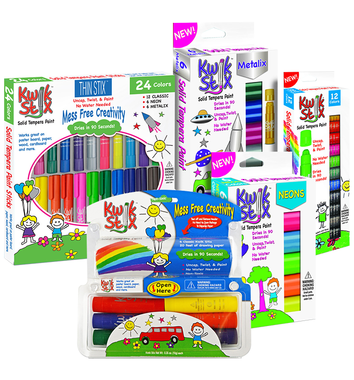 Kwik Stix Ultimate Prize Pack