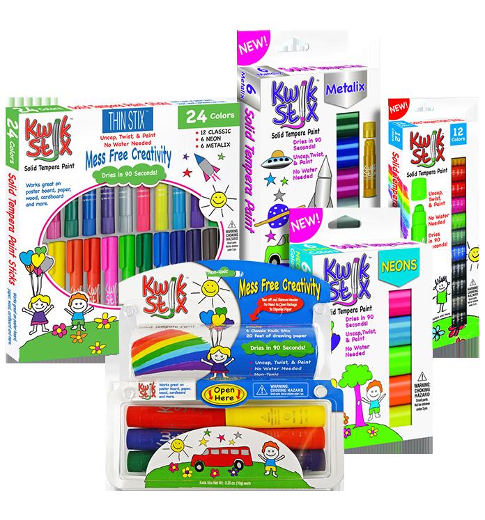 Kwik Stix Ultimate Prize Pack