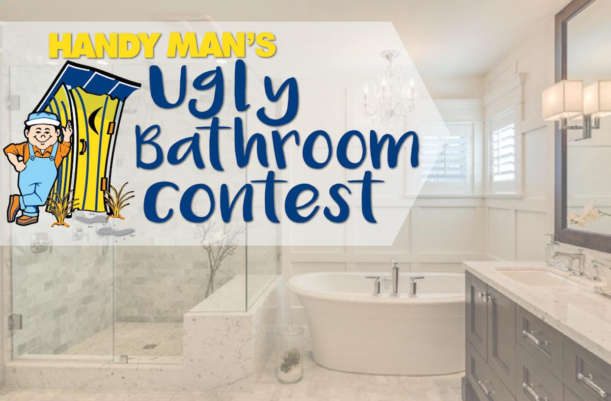 Handy Man\'s 2nd Annual Ugly Bathroom Contest