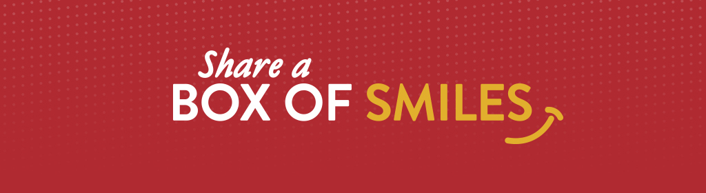 Share a Box of Smiles