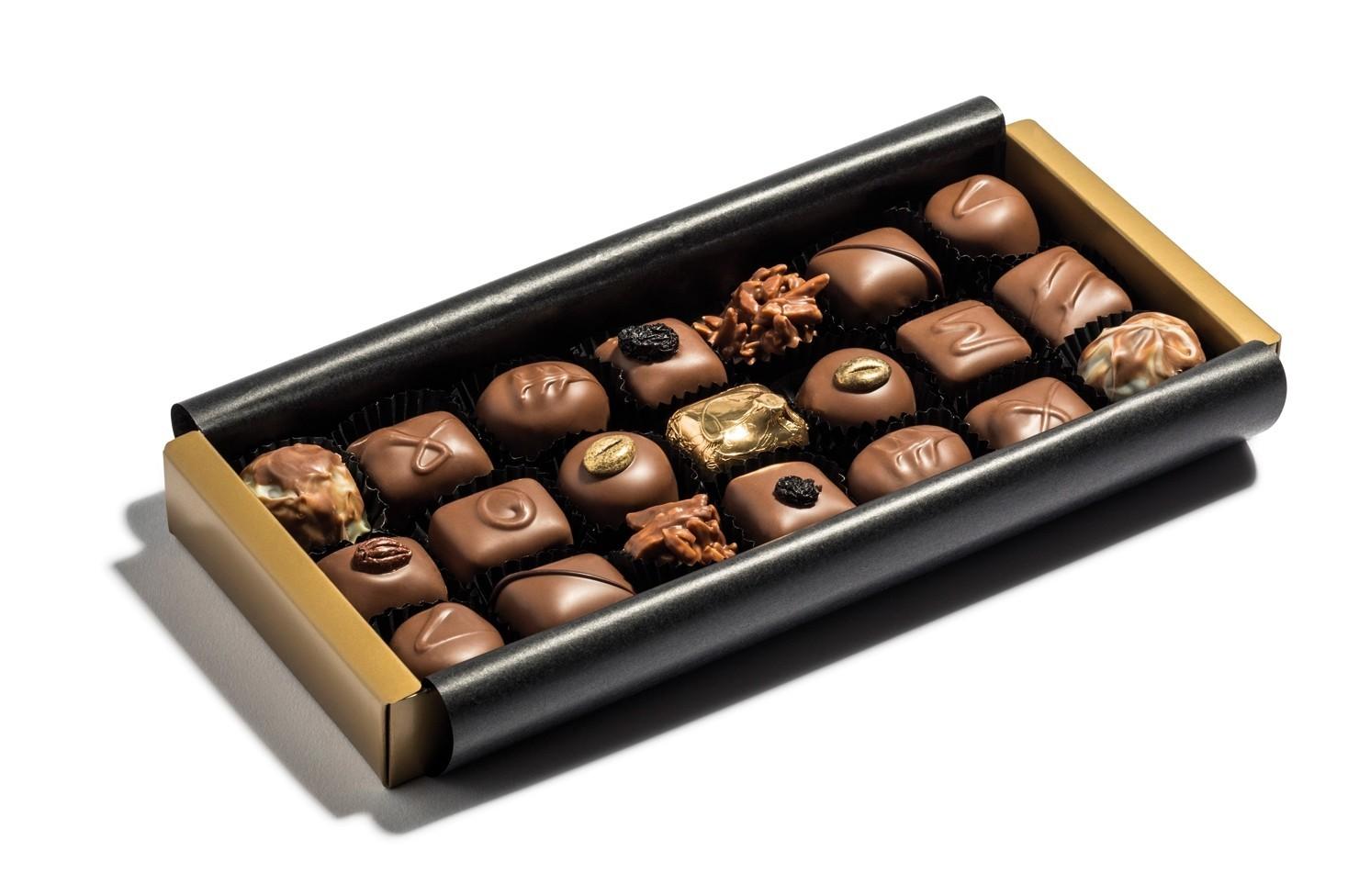 Assorted Milk Chocolates (21pcs) - $50.95
