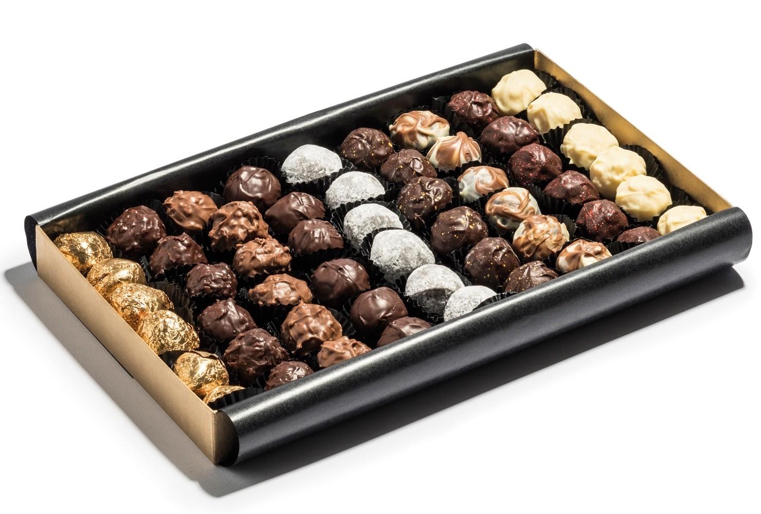 Assorted Truffles (54pcs) - $122.50