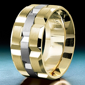 Carlex men's designer rings are classic with an of-the-moment aesthetic.