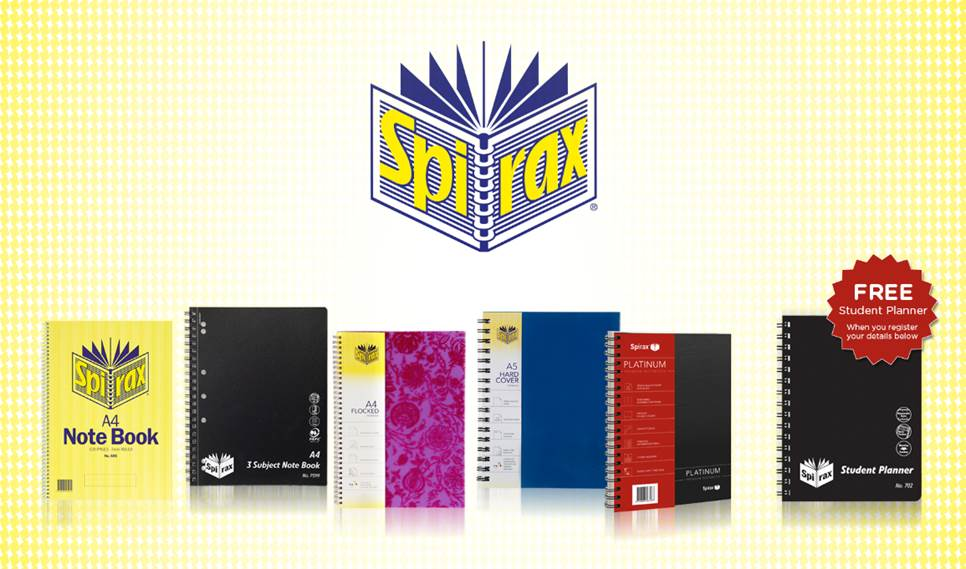Receive a FREE Sample of Student Planner