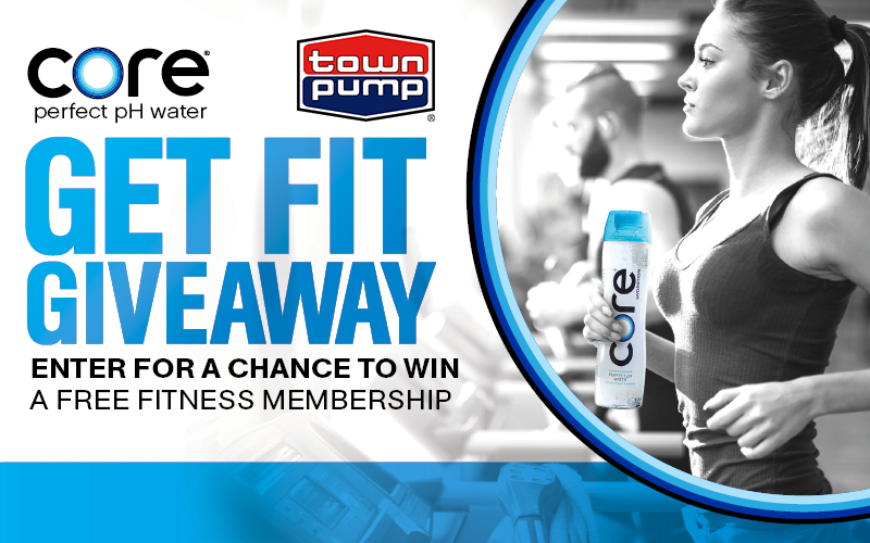 CORE Get Fit Giveaway