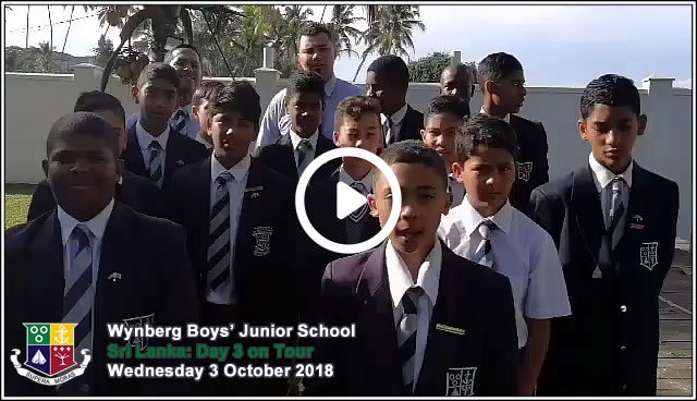 Day 3 Video - Good Morning Cape Town! Wednesday 3 October 2018