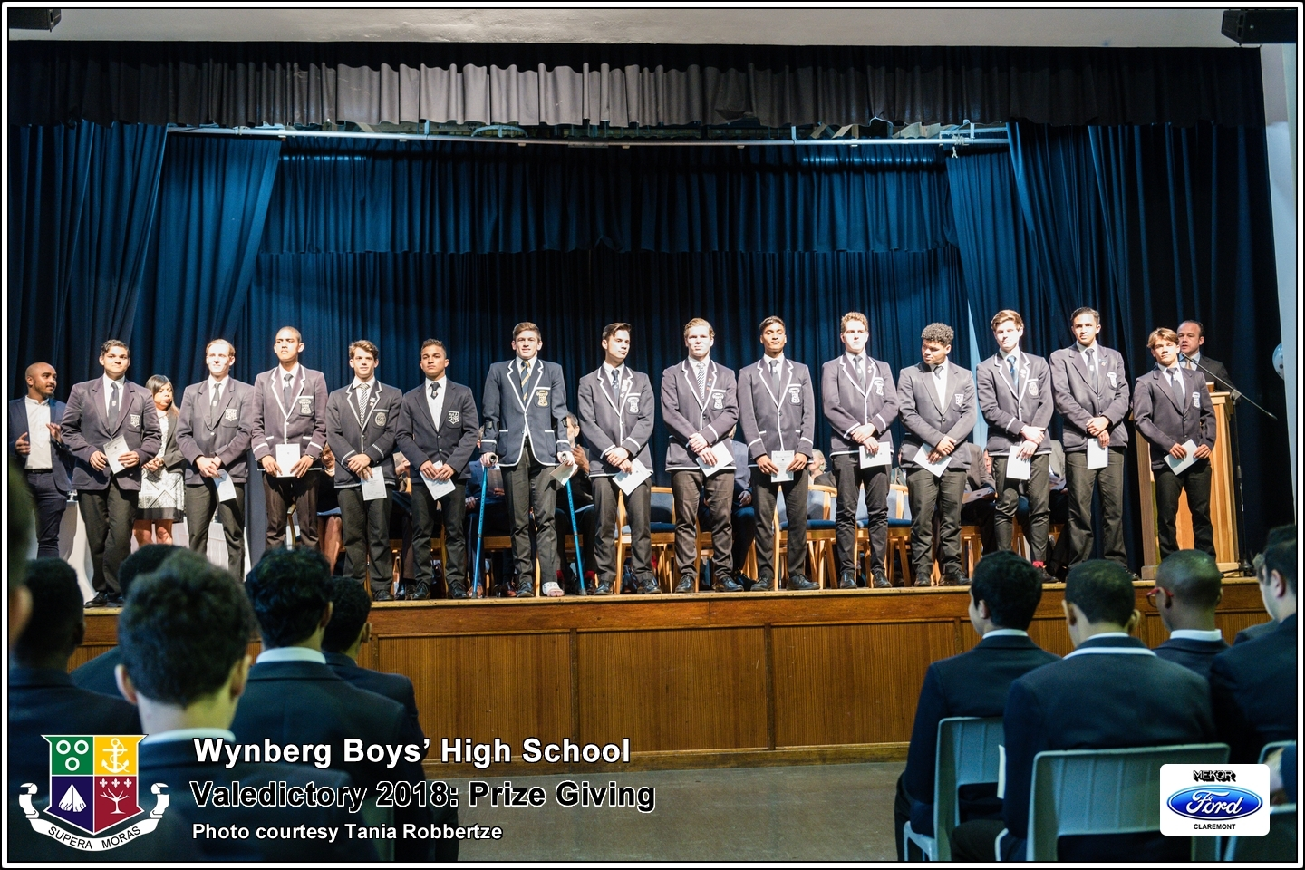 Matric Prize Giving, Album II, Friday 12 October 2018