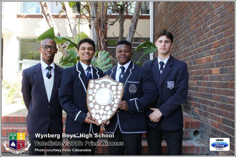Friedlander Shield 2018
