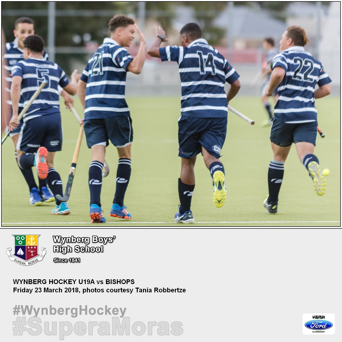 1st XI vs Bishops, Friday 23 March 2018