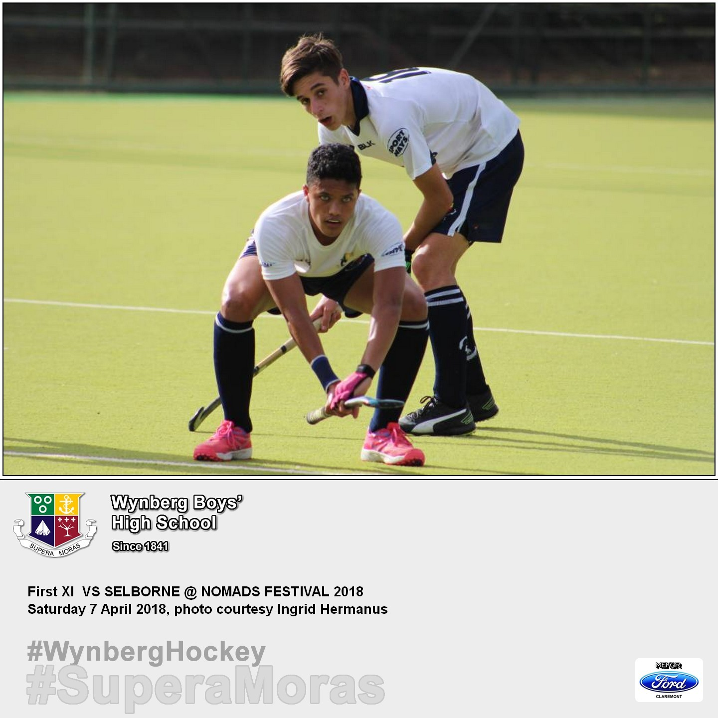 1st XI vs Selborne, Saturday 7 April 2018