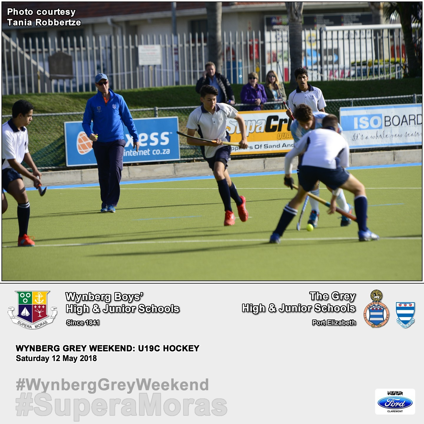 U19C vs Grey High, Saturday 12 May 2018