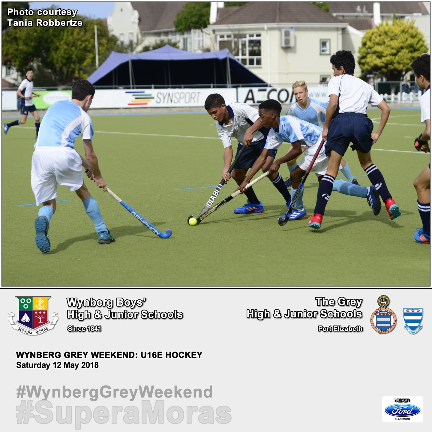 U16E vs Grey High, Saturday 12 May 2018