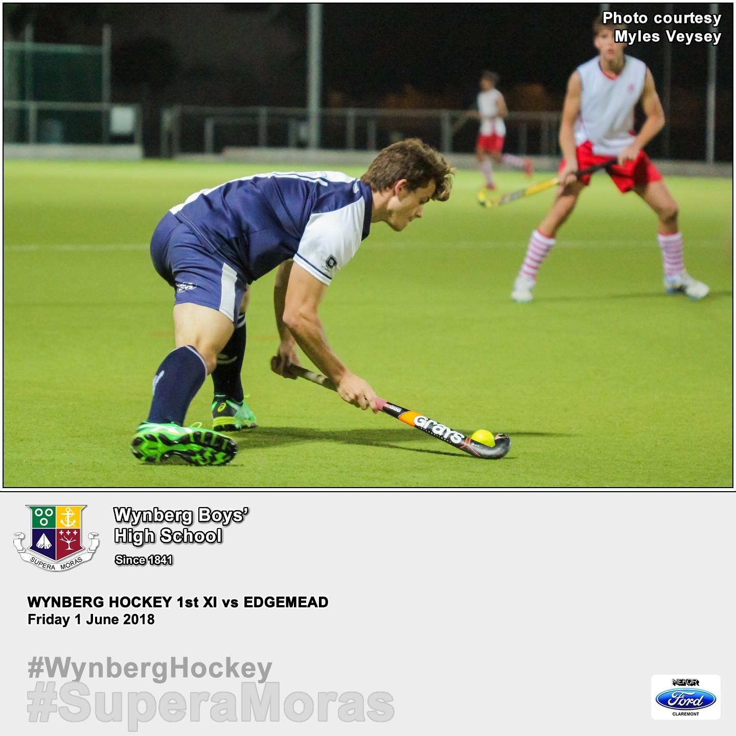1st XI vs Edgemead, Album II, Friday 1 June 2018