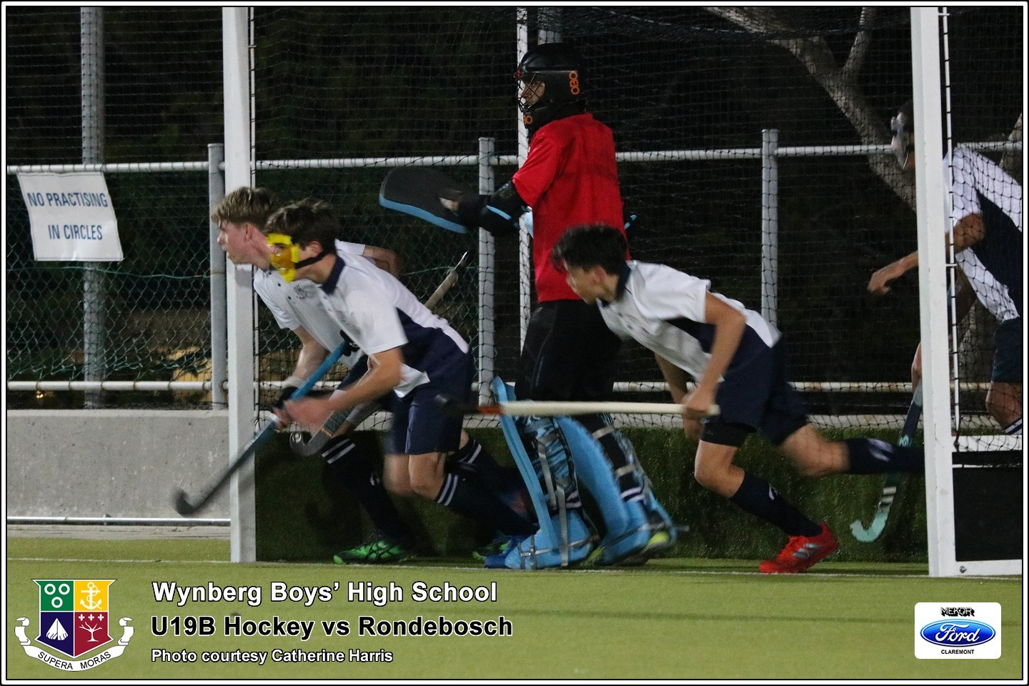 U19B vs Rondebosch, Friday 3 August 2018