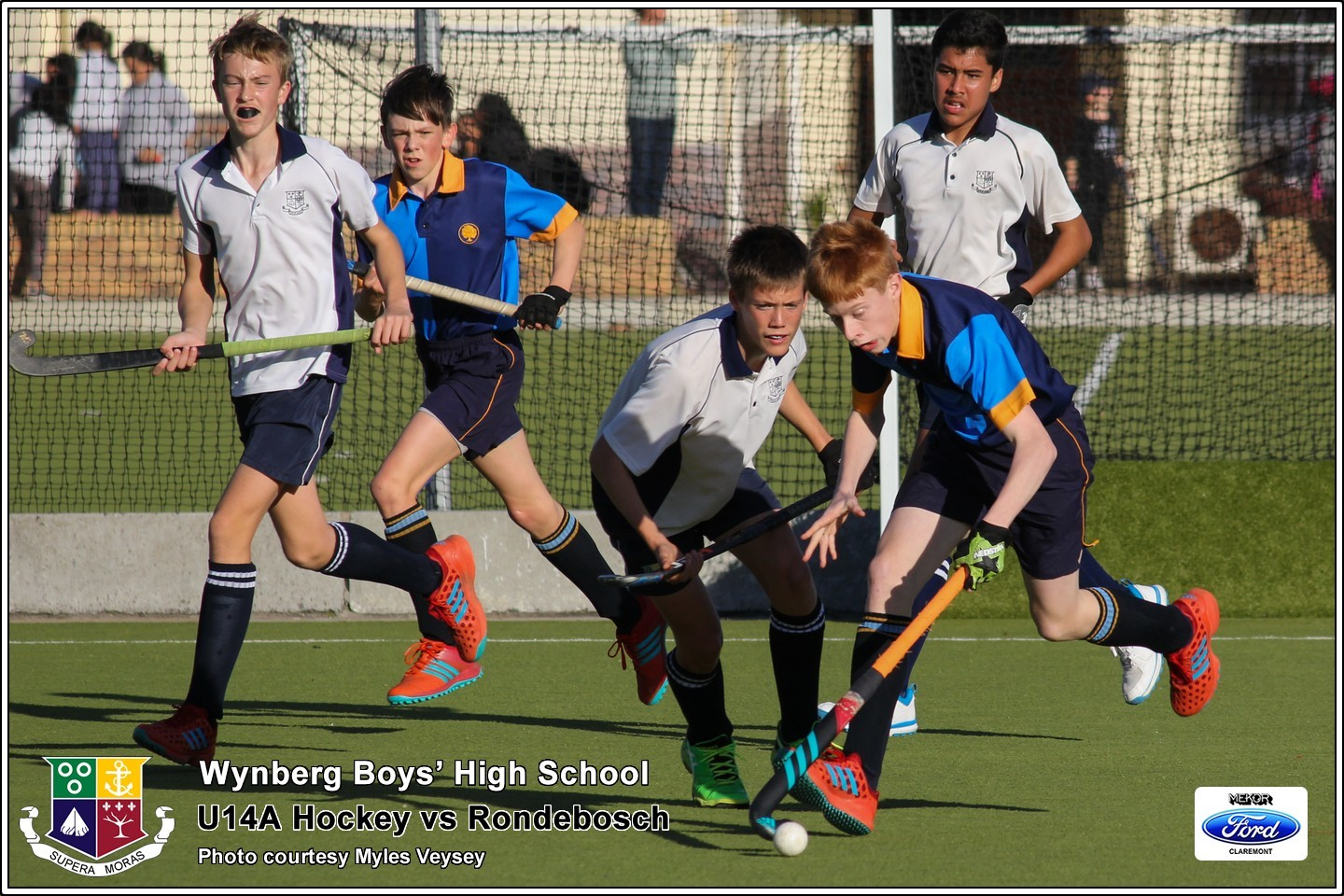 U14A vs Rondebosch, Friday 3 August 2018