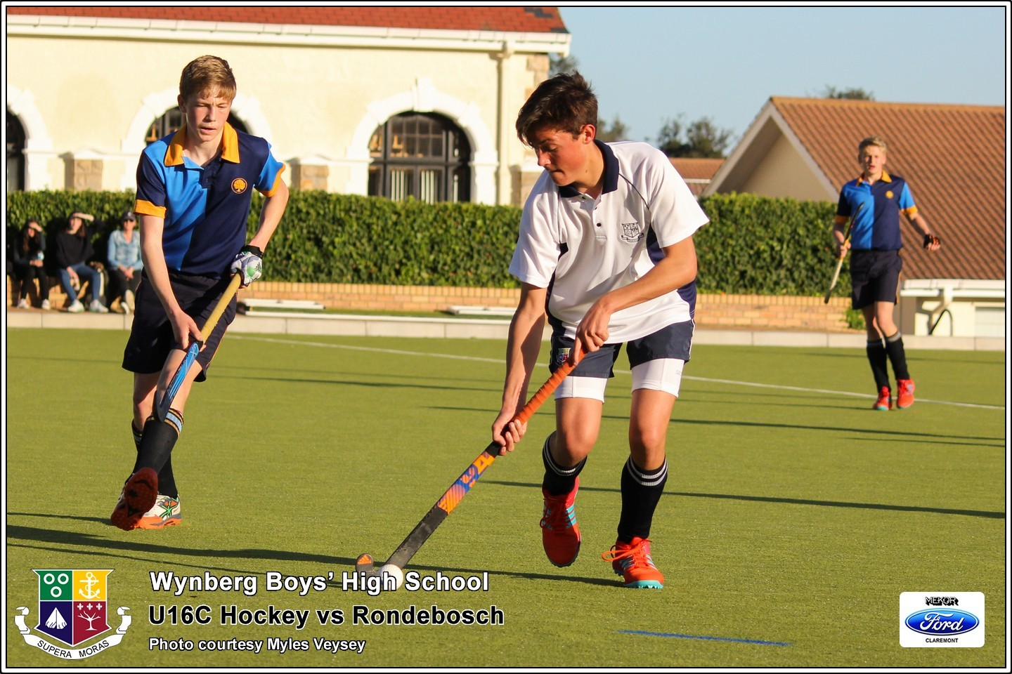 U16C vs Rondebosch U15A, Friday 3 August 2018