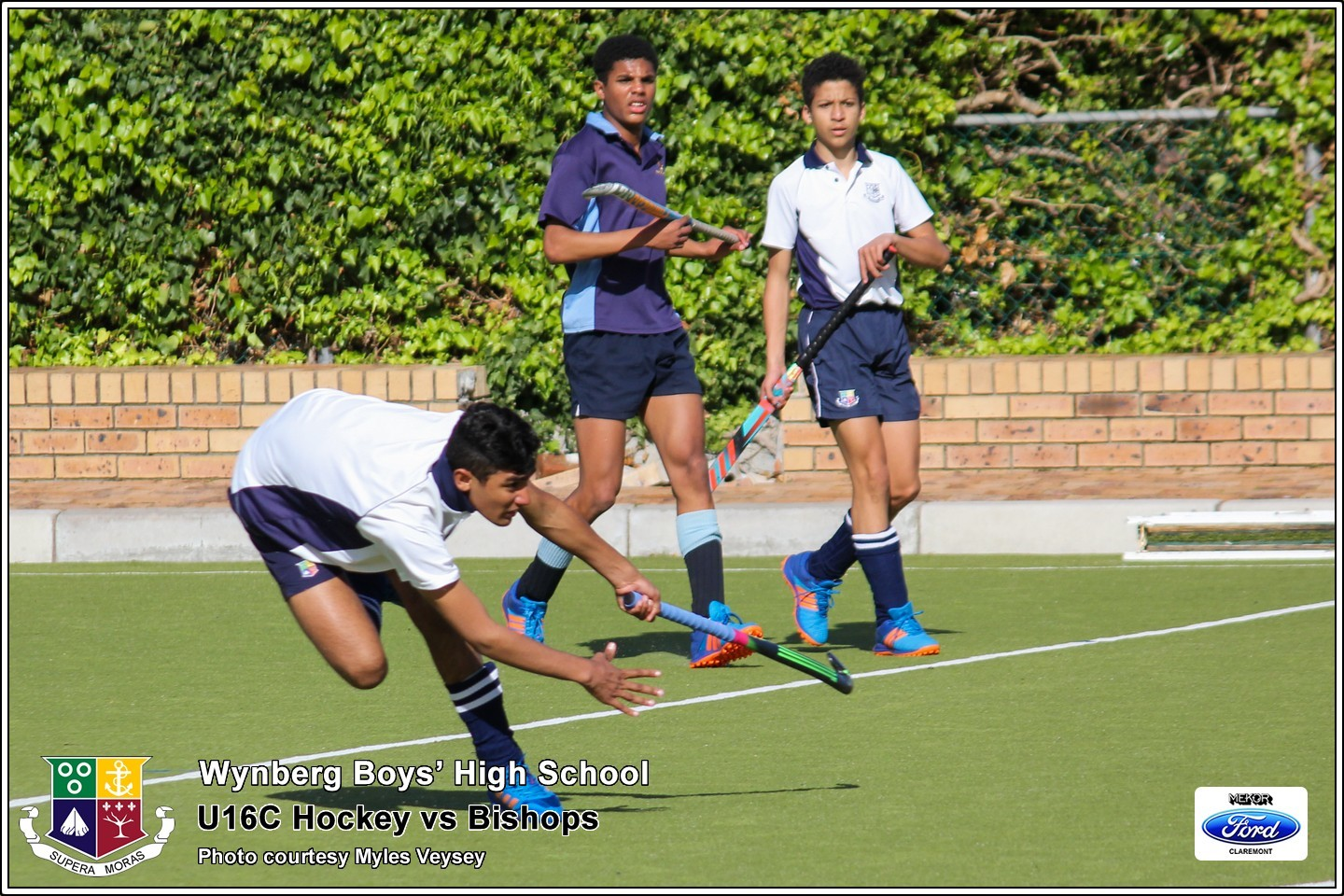 U16C vs Bishops, Friday 17 August 2018