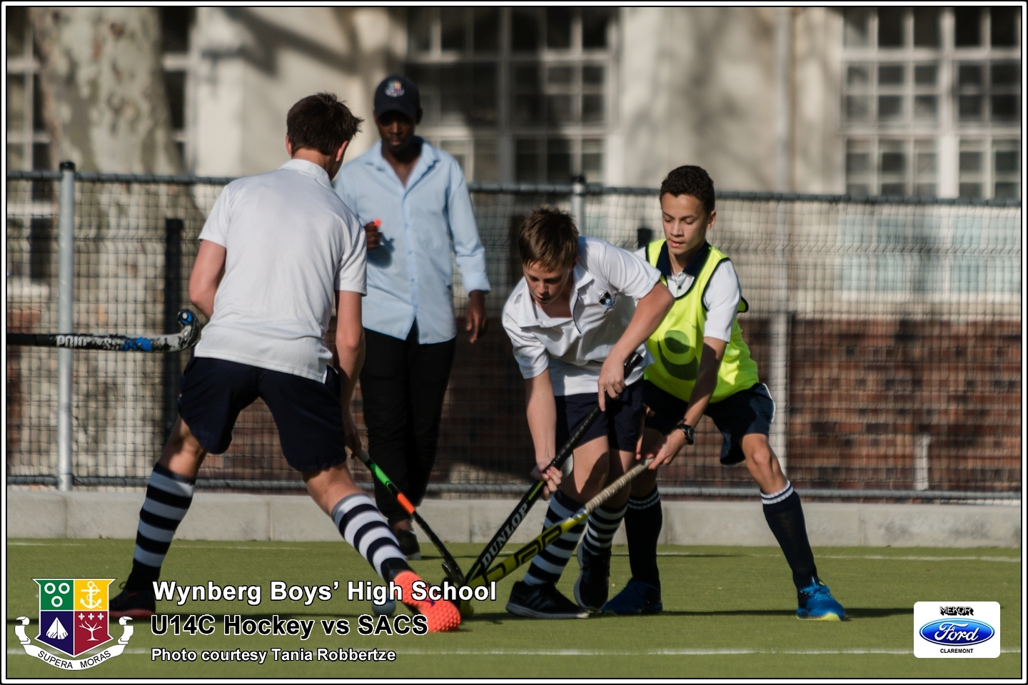 U14C vs SACS, Friday 24 August 2018
