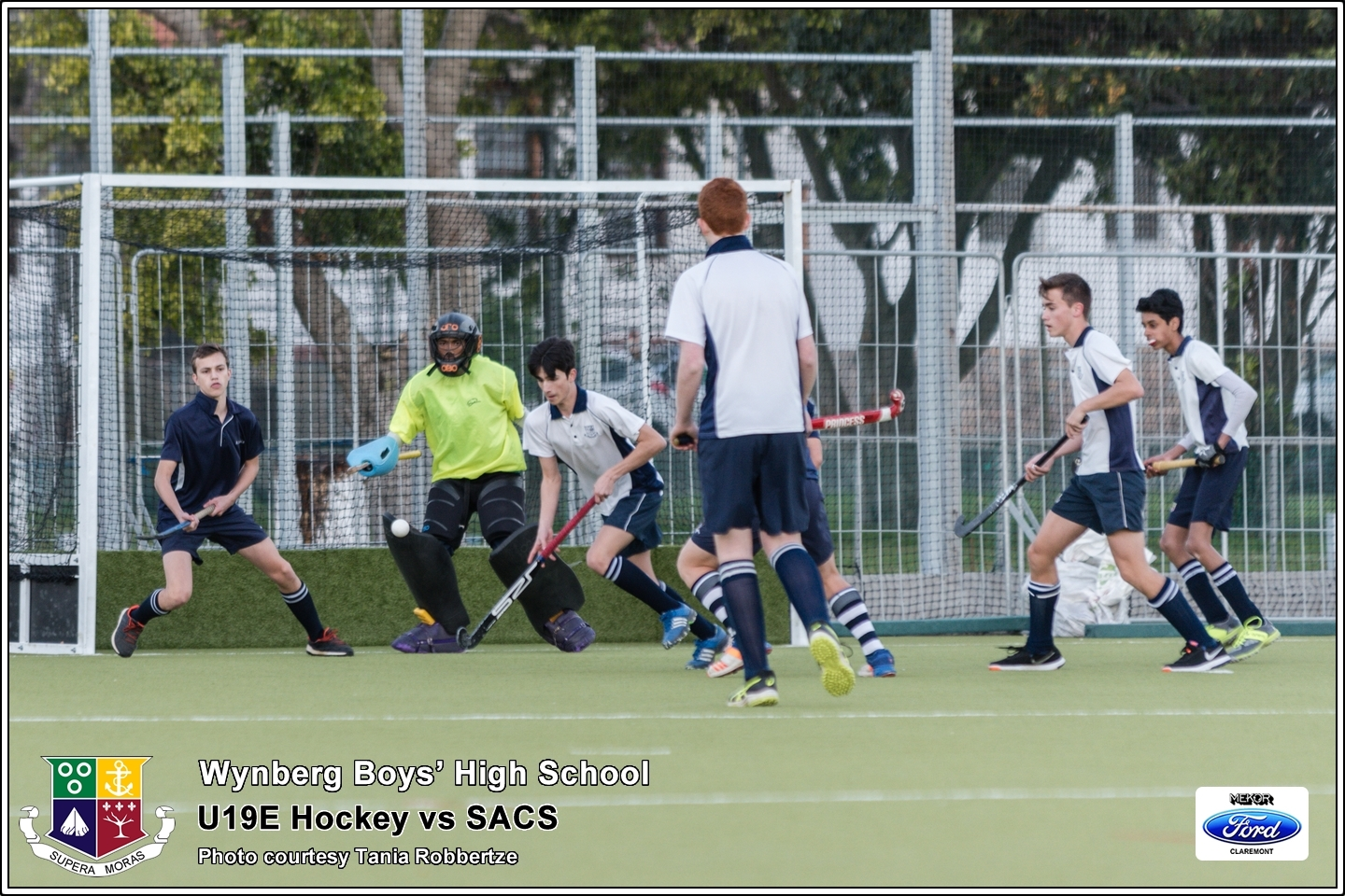 U19E vs SACS, Friday 24 August 2018