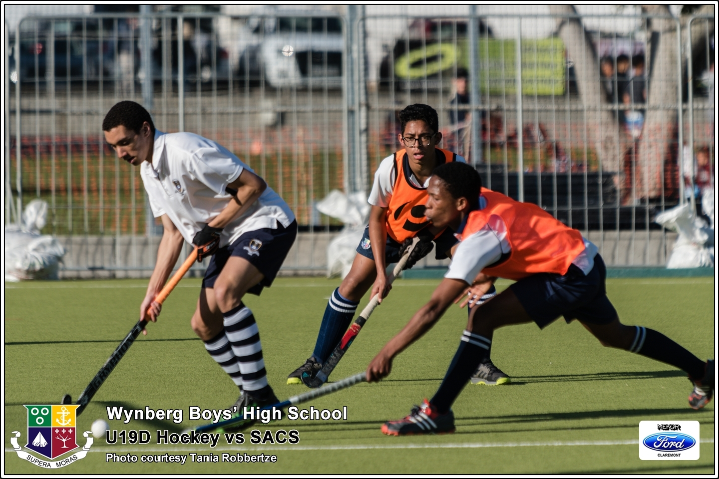 U19D vs SACS, Friday 24 August 2018