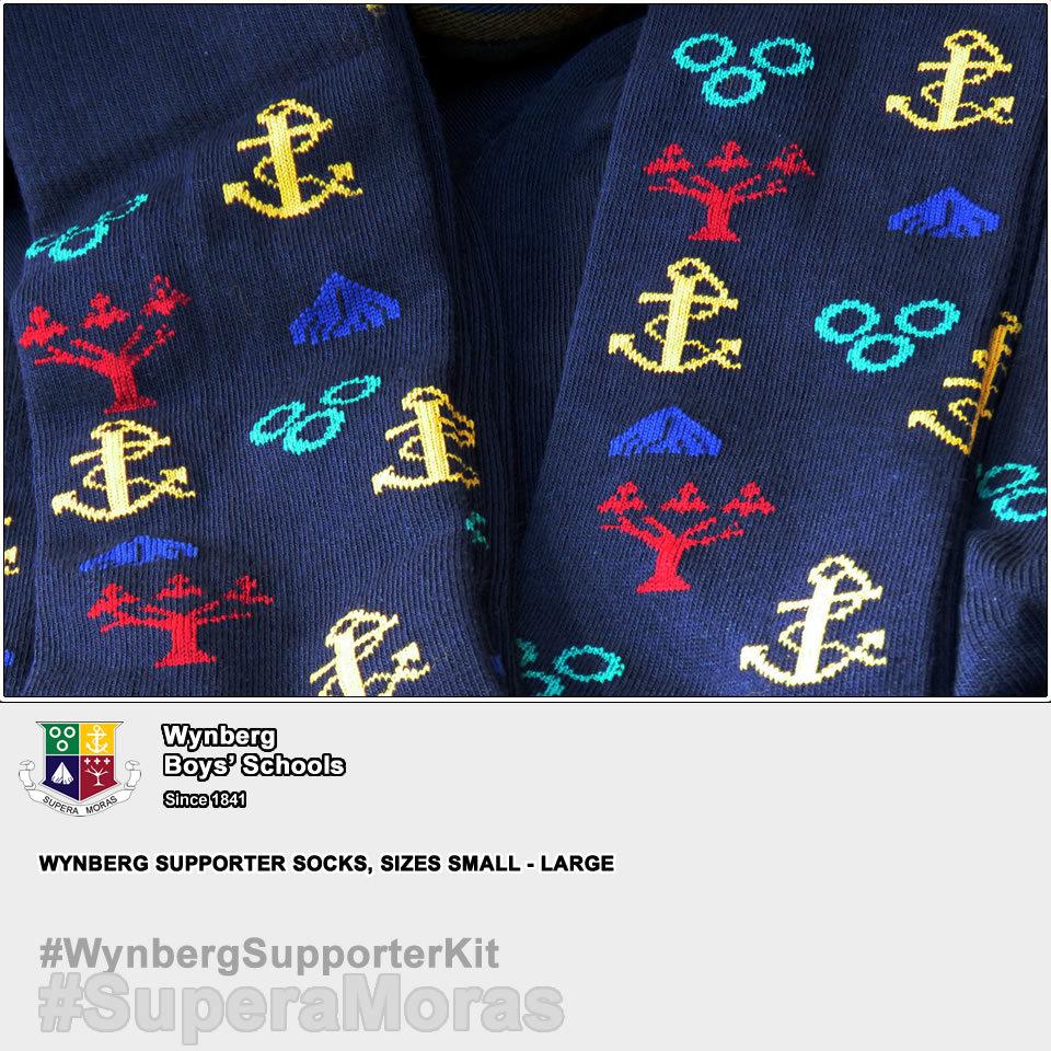 Supporter Socks
