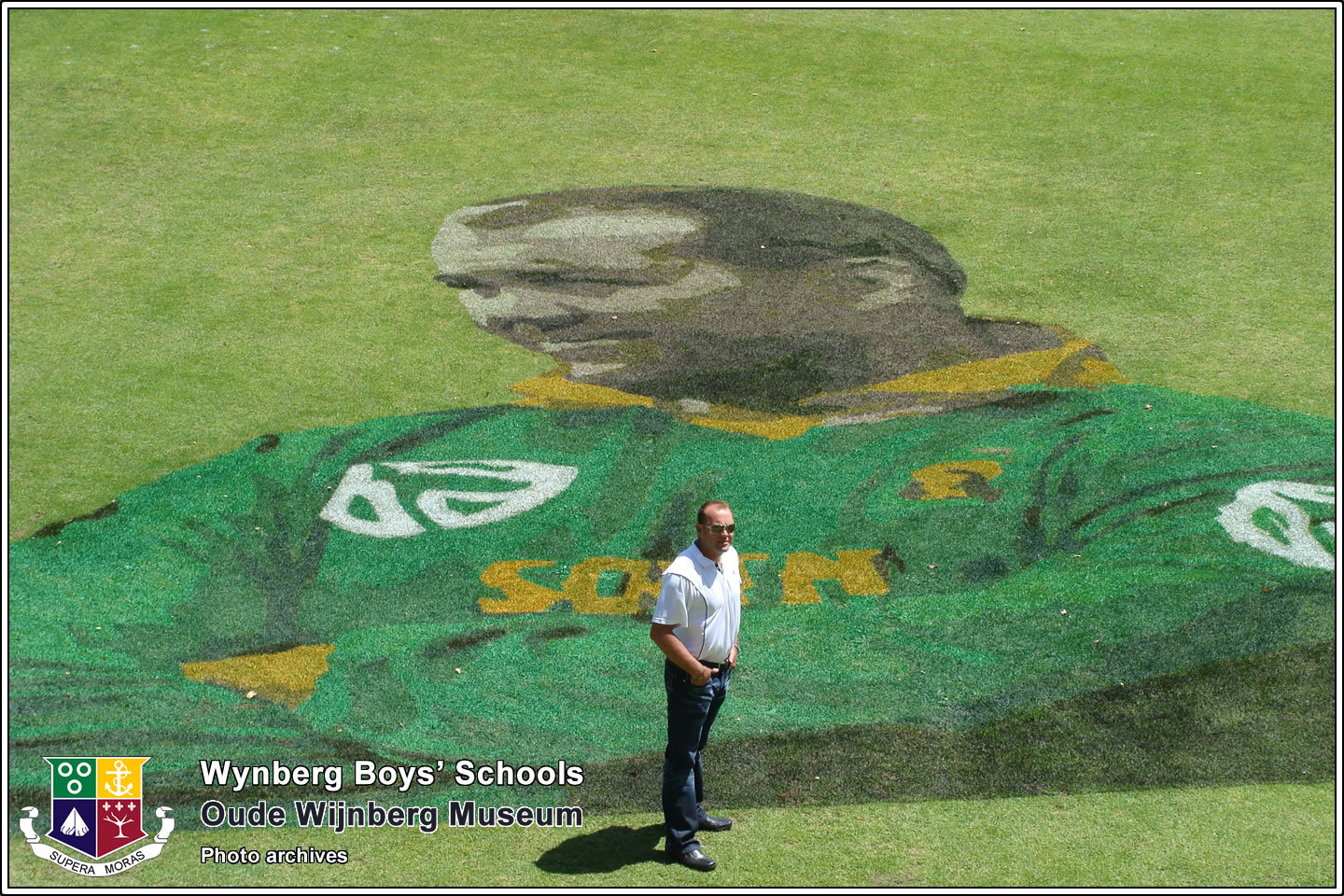 November 2009: The Jacques Kallis Oval at Wynberg Boys' High School