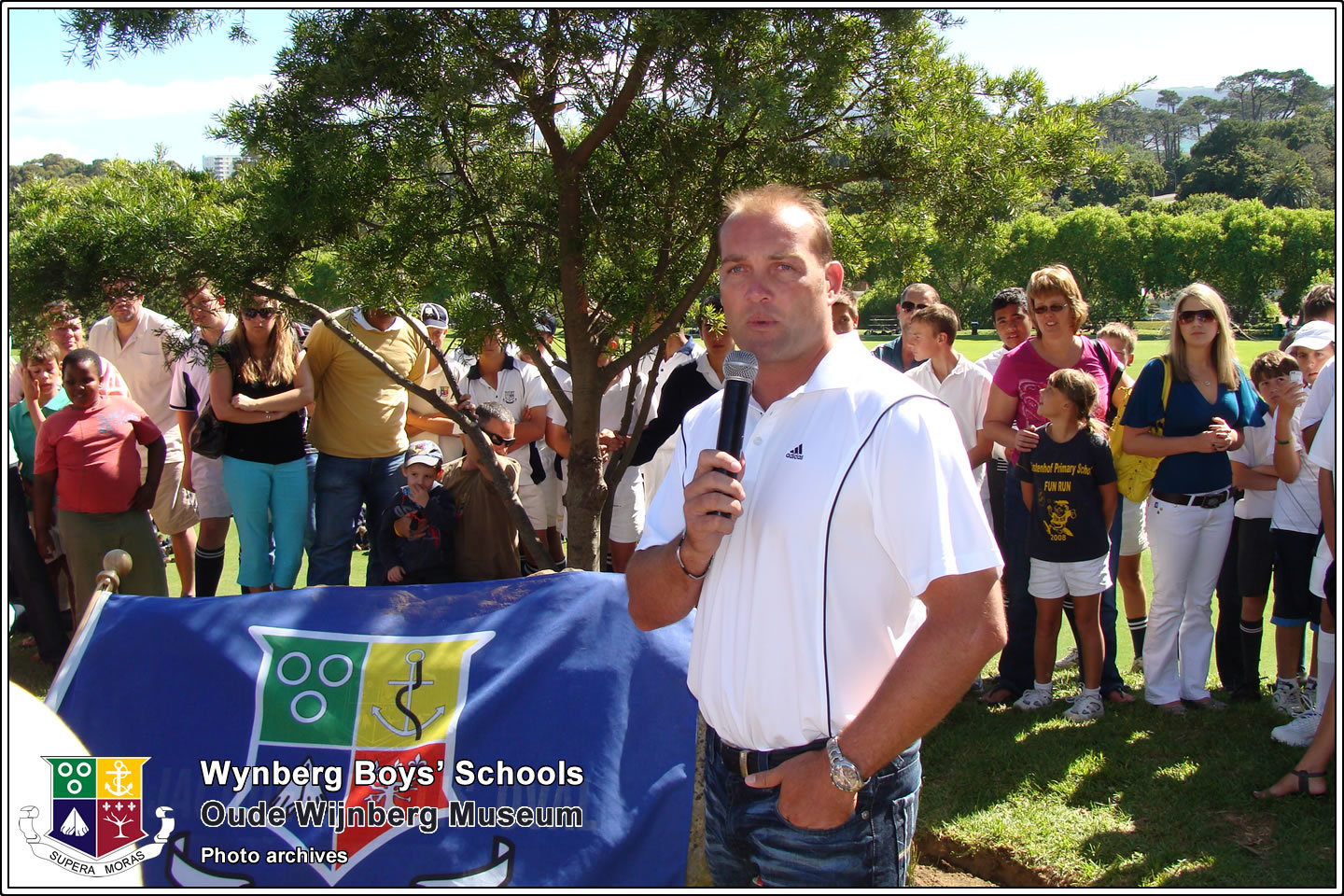 The Jacques Kallis Oval Naming Ceremony