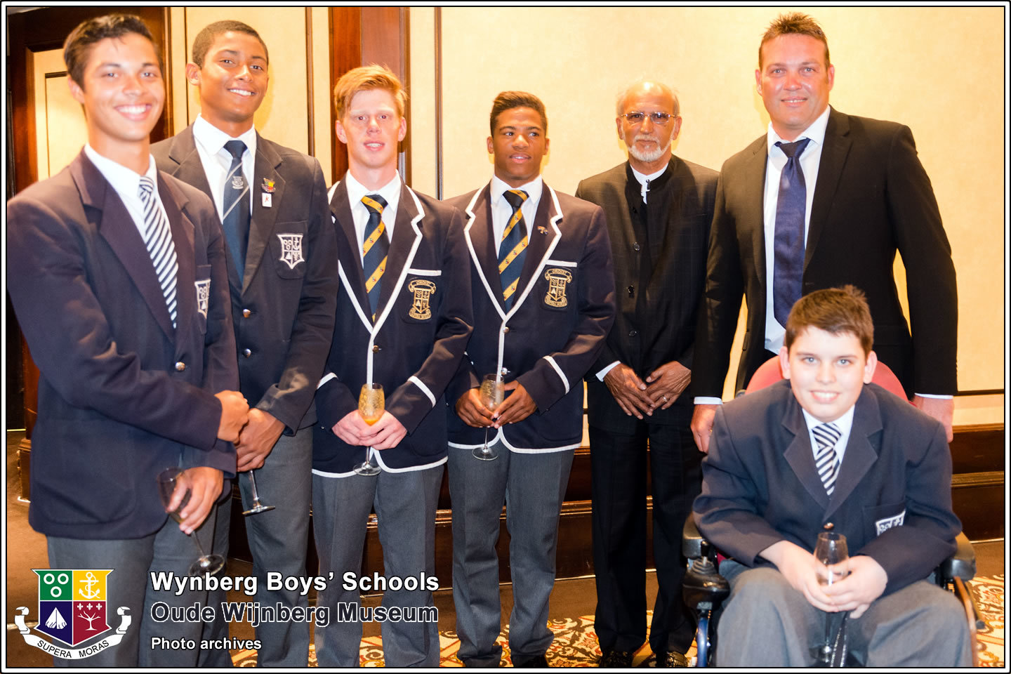 Jacques Kallis Tribute Dinner 2015