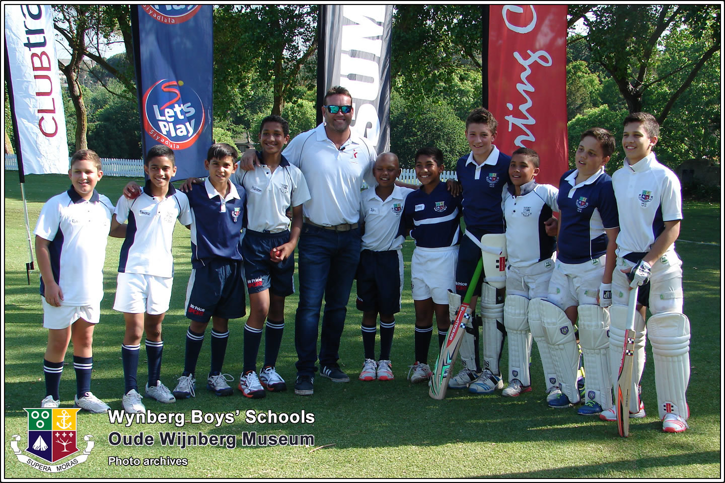 October 2015: Jacques Kallis / Sporting Chance Coaching Clinic
