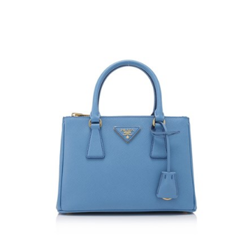 Prada Saffiano Lux Galleria Shopping Bag 25cm