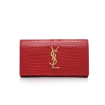 Saint Laurent Large Monogramme Flap Wallet