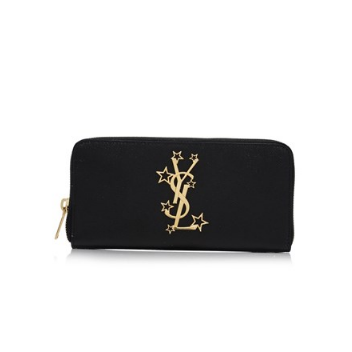 Saint Laurent Monogramme Zip Around Wallet