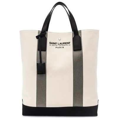 Saint Laurent Beach Shopping North South Tote