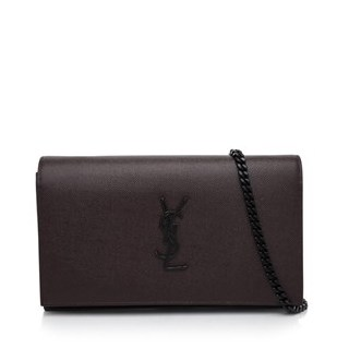 Saint Laurent Classic Monogramme Chain Wallet