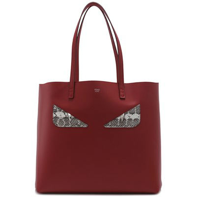 Fendi Bag Bugs Shopping Tote