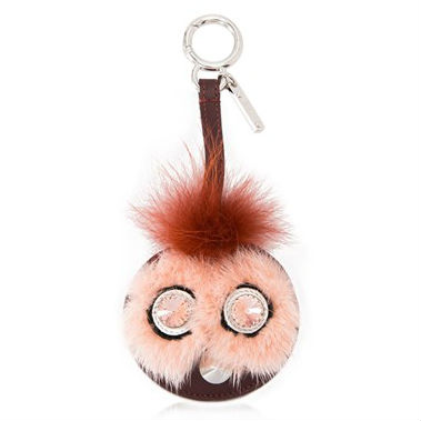 Fendi Bag Bugs Mirror Charm