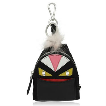 Fendi Bag Bugs Backpack Charm